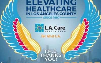 Thank You LA Care!